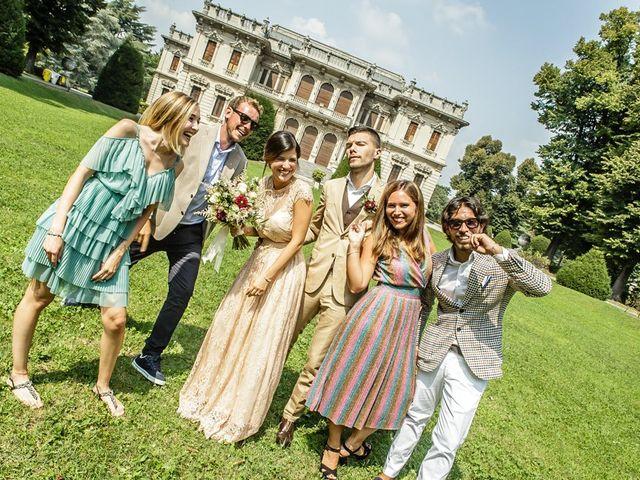 Il matrimonio di Nicholas e Cristina a Chiari, Brescia 217