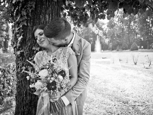 Il matrimonio di Nicholas e Cristina a Chiari, Brescia 218