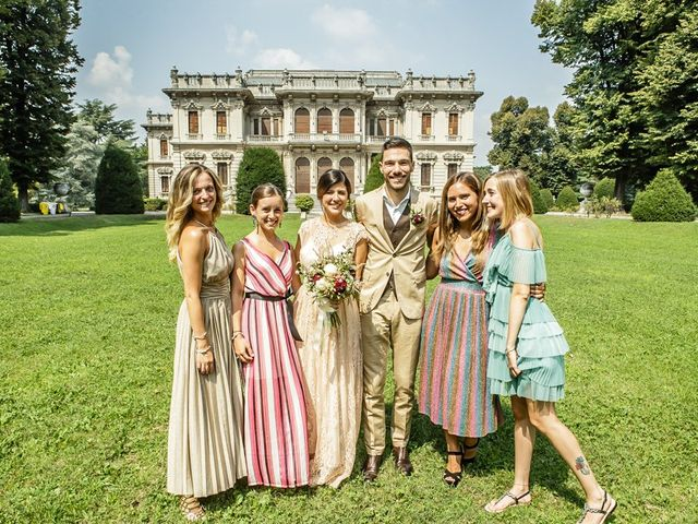 Il matrimonio di Nicholas e Cristina a Chiari, Brescia 7
