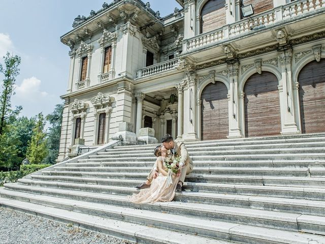 Il matrimonio di Nicholas e Cristina a Chiari, Brescia 4