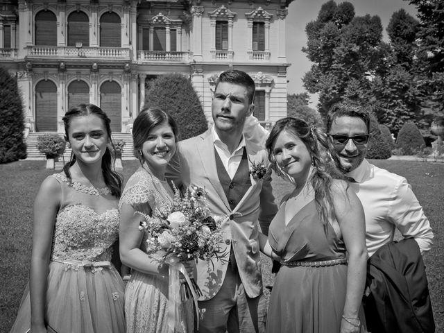 Il matrimonio di Nicholas e Cristina a Chiari, Brescia 220