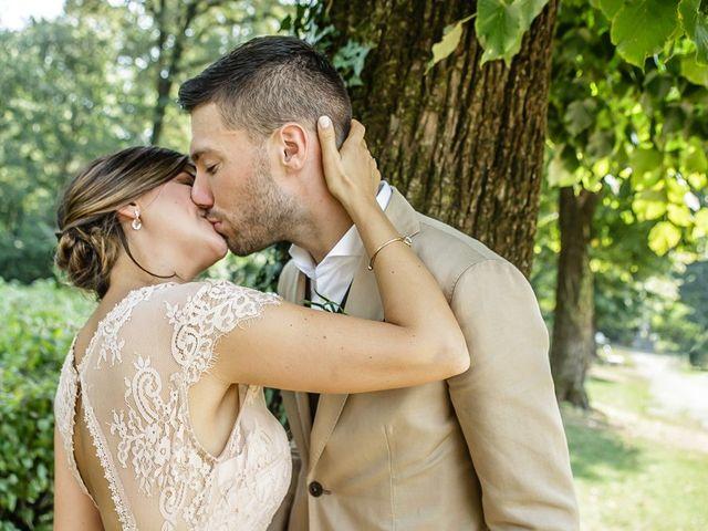 Il matrimonio di Nicholas e Cristina a Chiari, Brescia 221