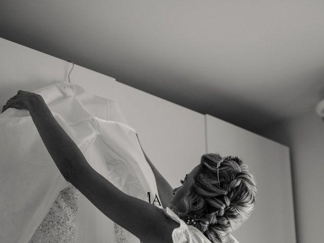 Il matrimonio di Giosuè e Francesca a Medicina, Bologna 3