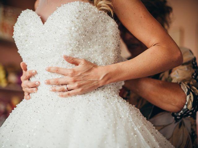 Il matrimonio di Giosuè e Francesca a Medicina, Bologna 11