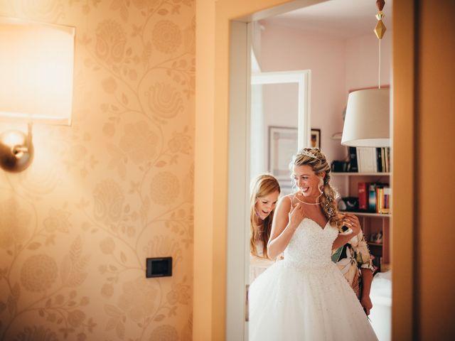 Il matrimonio di Giosuè e Francesca a Medicina, Bologna 18