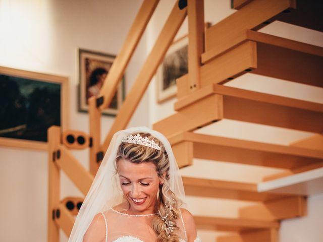 Il matrimonio di Giosuè e Francesca a Medicina, Bologna 26