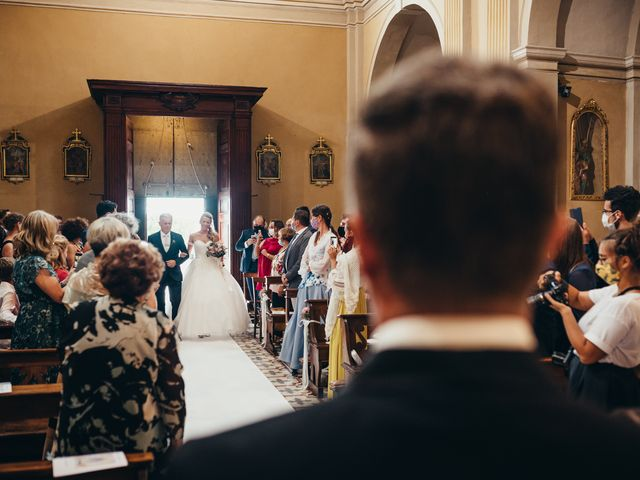 Il matrimonio di Giosuè e Francesca a Medicina, Bologna 29