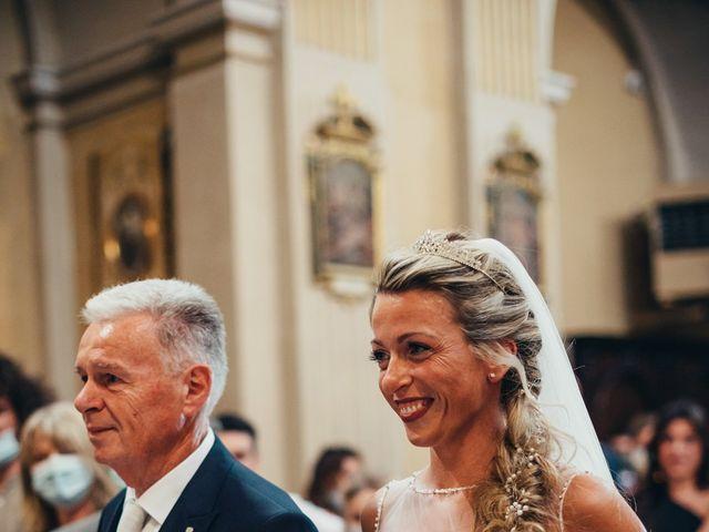 Il matrimonio di Giosuè e Francesca a Medicina, Bologna 30