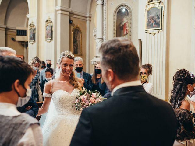 Il matrimonio di Giosuè e Francesca a Medicina, Bologna 31
