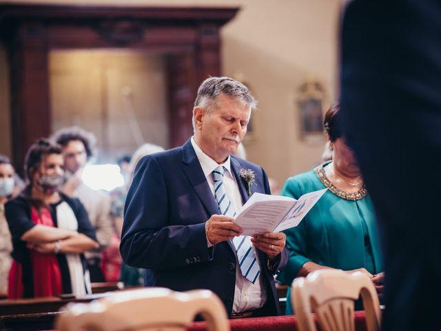 Il matrimonio di Giosuè e Francesca a Medicina, Bologna 33