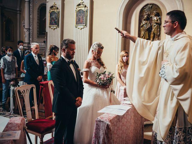 Il matrimonio di Giosuè e Francesca a Medicina, Bologna 34