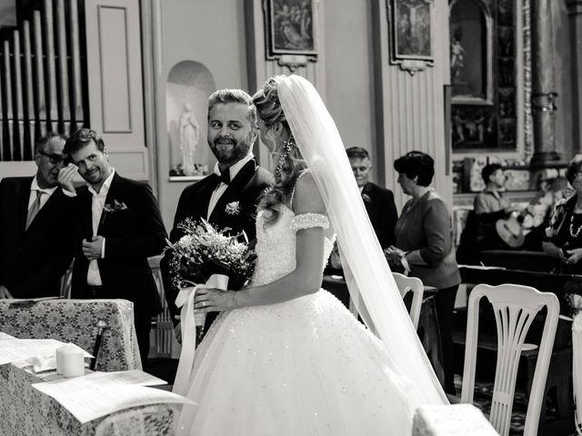 Il matrimonio di Giosuè e Francesca a Medicina, Bologna 35