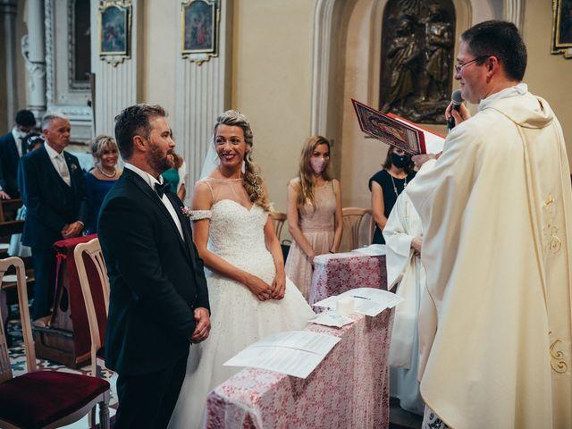 Il matrimonio di Giosuè e Francesca a Medicina, Bologna 37