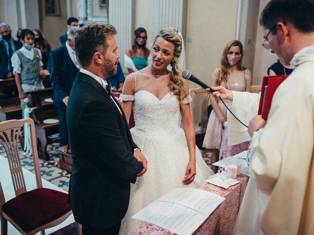 Il matrimonio di Giosuè e Francesca a Medicina, Bologna 40