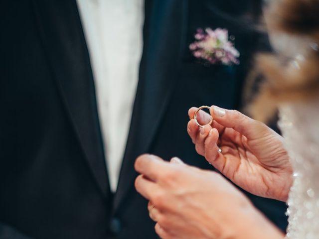 Il matrimonio di Giosuè e Francesca a Medicina, Bologna 43