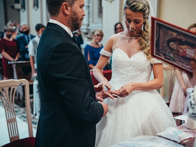 Il matrimonio di Giosuè e Francesca a Medicina, Bologna 44
