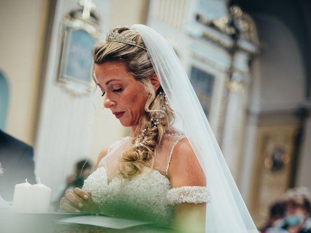 Il matrimonio di Giosuè e Francesca a Medicina, Bologna 46