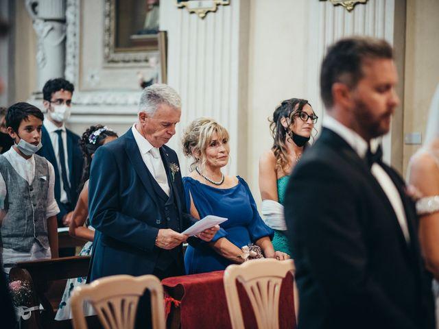 Il matrimonio di Giosuè e Francesca a Medicina, Bologna 47