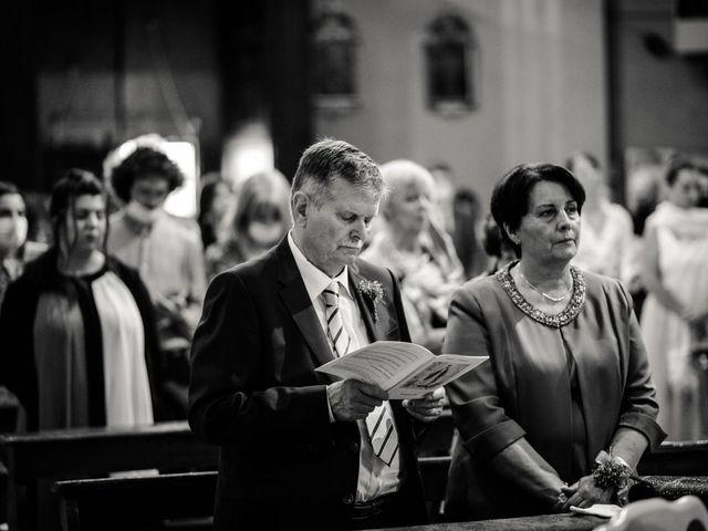 Il matrimonio di Giosuè e Francesca a Medicina, Bologna 49