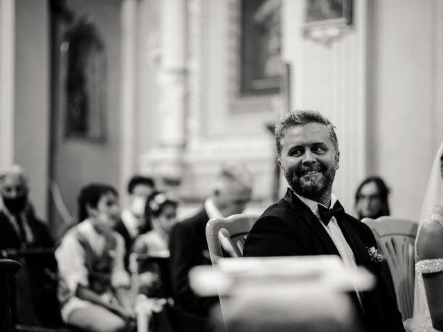 Il matrimonio di Giosuè e Francesca a Medicina, Bologna 51