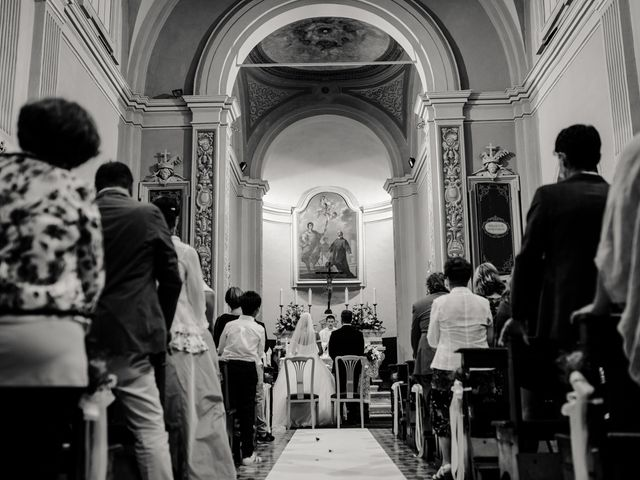Il matrimonio di Giosuè e Francesca a Medicina, Bologna 54