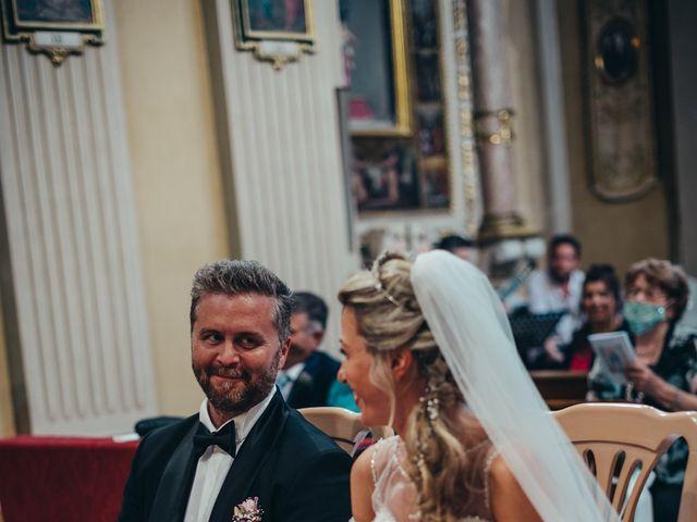 Il matrimonio di Giosuè e Francesca a Medicina, Bologna 55