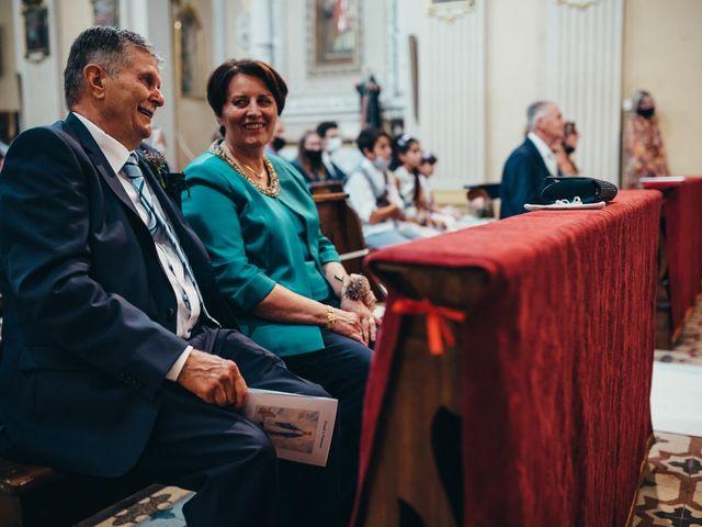 Il matrimonio di Giosuè e Francesca a Medicina, Bologna 56