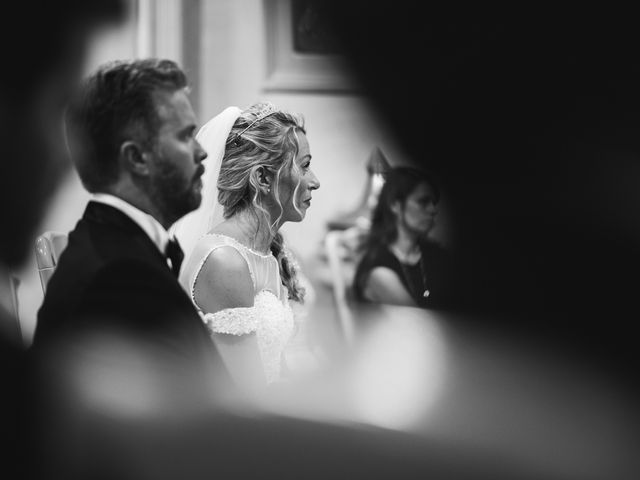 Il matrimonio di Giosuè e Francesca a Medicina, Bologna 57