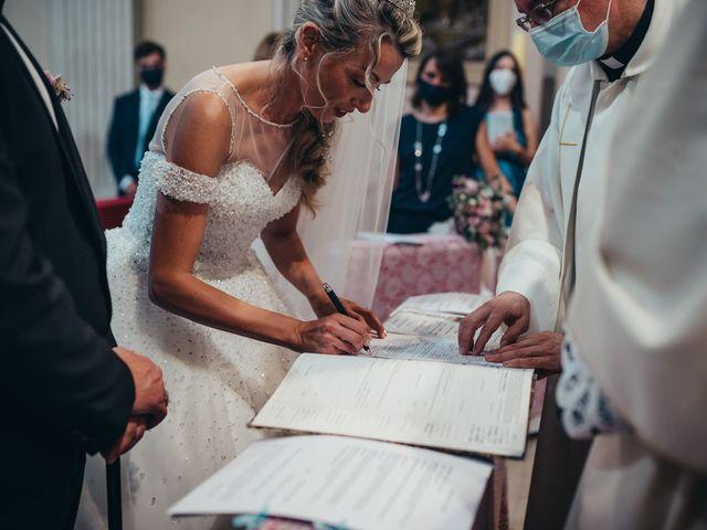 Il matrimonio di Giosuè e Francesca a Medicina, Bologna 60