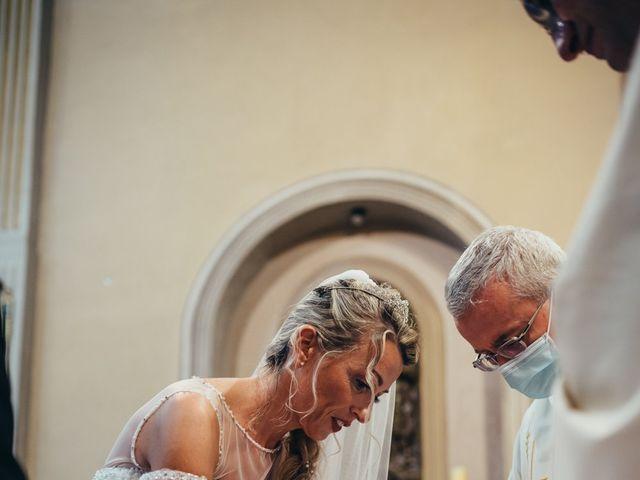 Il matrimonio di Giosuè e Francesca a Medicina, Bologna 62