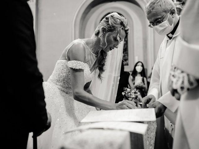 Il matrimonio di Giosuè e Francesca a Medicina, Bologna 63