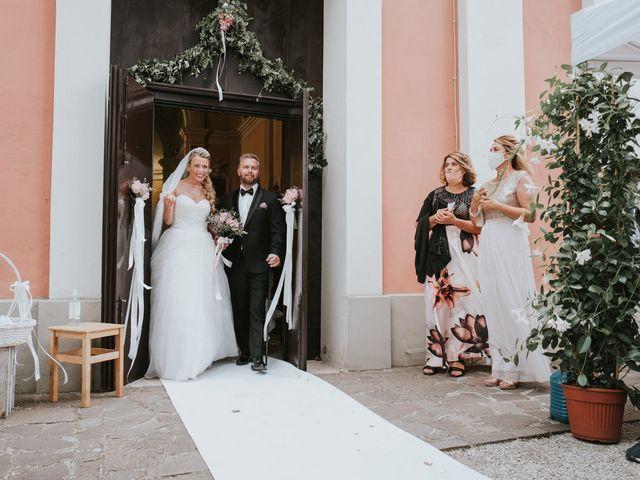 Il matrimonio di Giosuè e Francesca a Medicina, Bologna 71