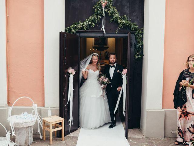 Il matrimonio di Giosuè e Francesca a Medicina, Bologna 72