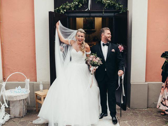 Il matrimonio di Giosuè e Francesca a Medicina, Bologna 76