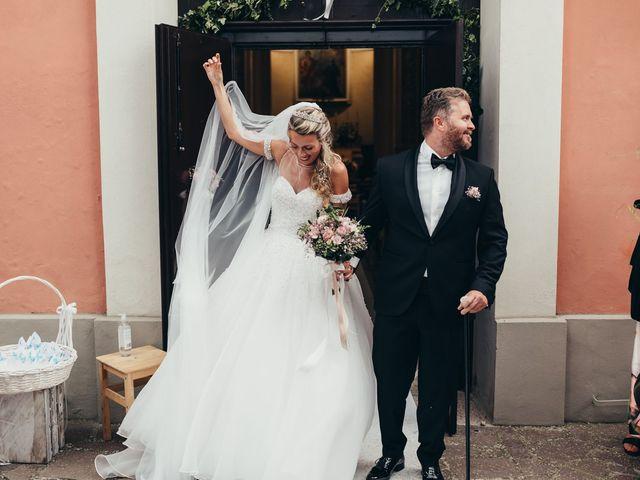 Il matrimonio di Giosuè e Francesca a Medicina, Bologna 77