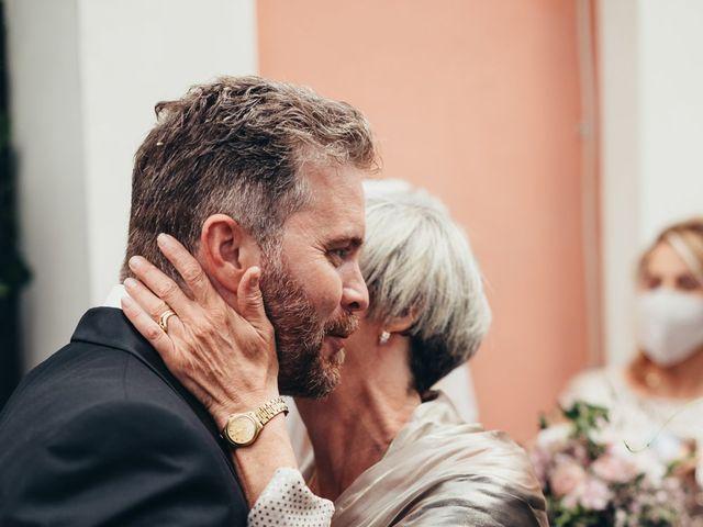 Il matrimonio di Giosuè e Francesca a Medicina, Bologna 78