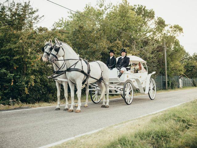 Il matrimonio di Giosuè e Francesca a Medicina, Bologna 79
