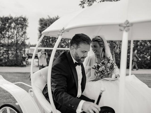 Il matrimonio di Giosuè e Francesca a Medicina, Bologna 81