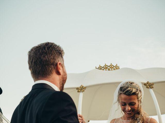 Il matrimonio di Giosuè e Francesca a Medicina, Bologna 82
