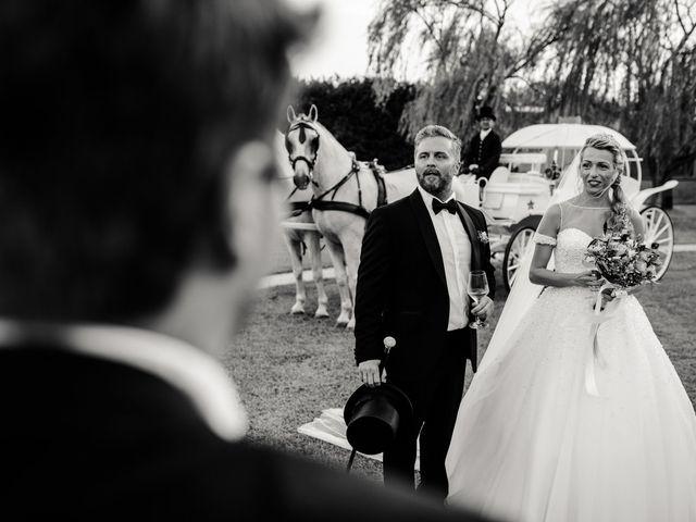 Il matrimonio di Giosuè e Francesca a Medicina, Bologna 90