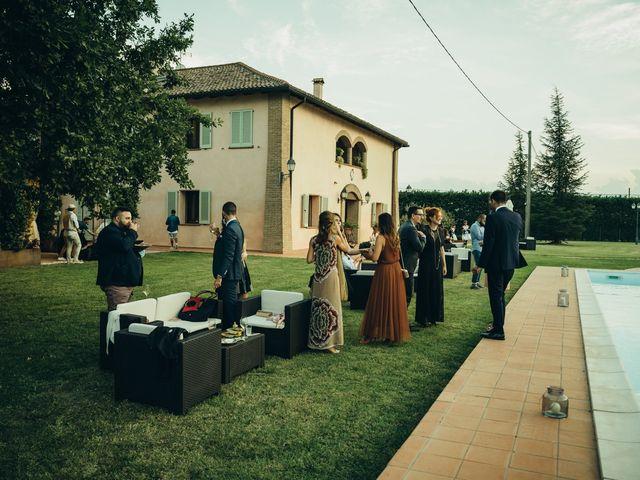 Il matrimonio di Giosuè e Francesca a Medicina, Bologna 93