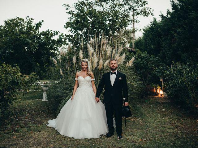 Le nozze di Francesca e Giosuè