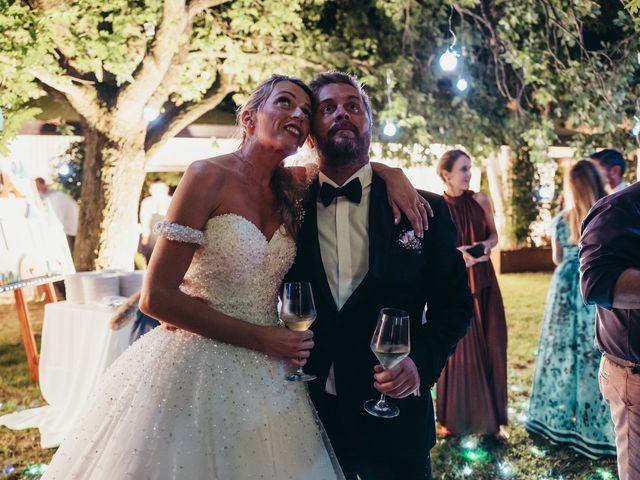 Il matrimonio di Giosuè e Francesca a Medicina, Bologna 190