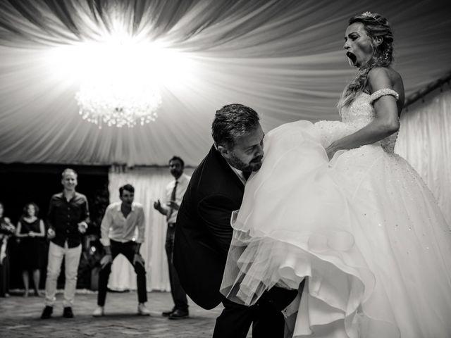 Il matrimonio di Giosuè e Francesca a Medicina, Bologna 200