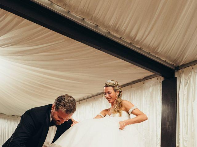 Il matrimonio di Giosuè e Francesca a Medicina, Bologna 201