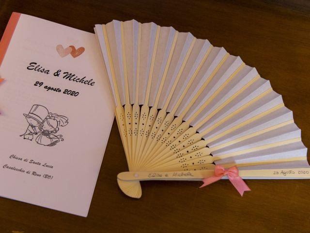 Il matrimonio di Michele e Elisa a Bologna, Bologna 1