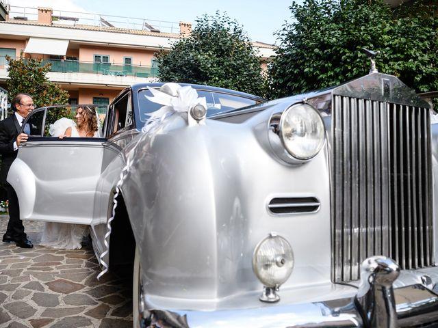 Il matrimonio di Eleonora e Alessandro a Roma, Roma 10