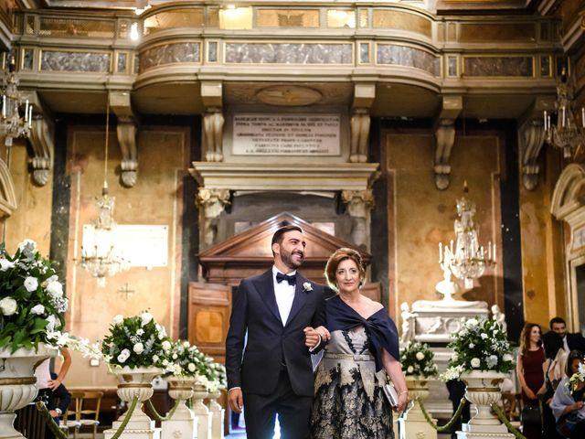 Il matrimonio di Eleonora e Alessandro a Roma, Roma 12