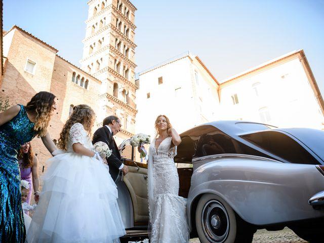 Il matrimonio di Eleonora e Alessandro a Roma, Roma 13