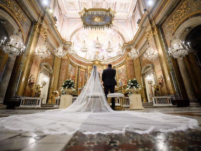 Il matrimonio di Eleonora e Alessandro a Roma, Roma 1